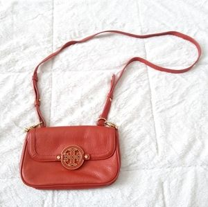Designet Womens Tory Burch crossbody handbag purse